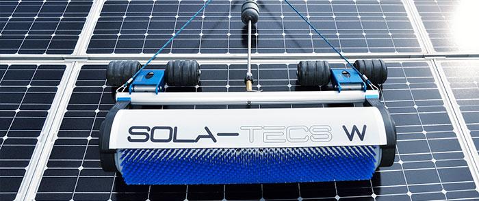 SOLA-TECS W 800 Reinigungstechnik